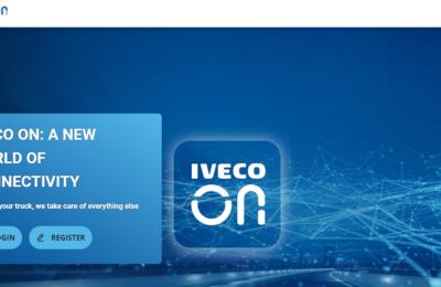 IVECO parantaa digitaalisen asiakaskokemuksen tasoa uuden IVECO ON -portaalin ja Easy Way -sovelluksen avulla