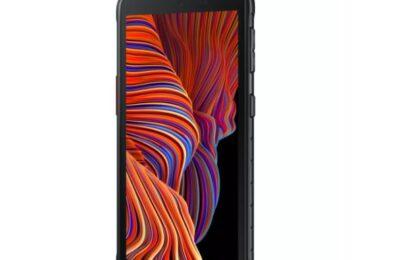Samsung esittelee Galaxy XCover 5:n – kehittynyt älypuhelin koviin oloihin