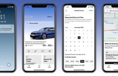 BMW:ltä uudet My BMW- ja MINI-sovellukset