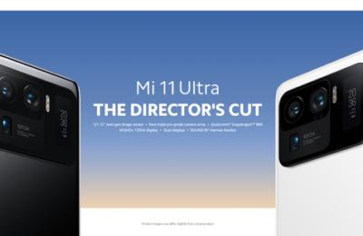 DNA tuo Suomen ainoana virallisena jälleenmyyjänä myyntiin odotetun Xiaomi Mi 11 Ultra 5G -puhelimen – vain hyvin rajattu erä saataville