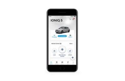 Hyundai julkaisee uusilla ominaisuuksilla päivitetyn version palkitusta Bluelink-sovelluksesta